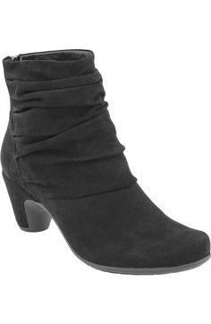 d415999886f Earthies 'Vicenza' Bootie (Women) available at #Nordstrom Suede Booties,  Bootie