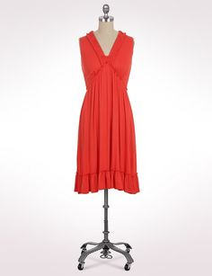 Dress Barn - Misses Ruffle Trimmed