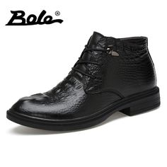 BOLE Autumn&winter New Design High Top Men Leather Shoes  Price: 81.39 & FREE Shipping #computers #shopping #electronics #home #garden #LED #mobiles #rc #security #toys #bargain #coolstuff |#headphones #bluetooth #gifts #xmas #happybirthday #fun