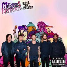 "Maroon 5 (ft. Wiz Khalifa) – ""Payphone"" (Neuer Song im Stream) on http://www.drlima.net"