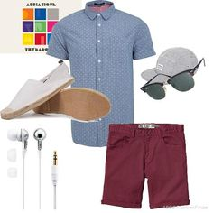 Summer | Men's Outfit | ASOS Fashion Finder