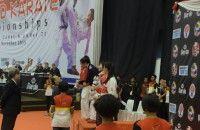 Kejurnas Karate Piala Panglima TNI-IV Tahun 2016
