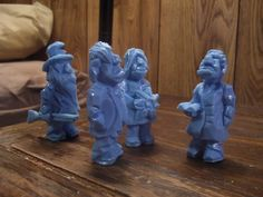 Soap carving scene from Gene Messer...love his work