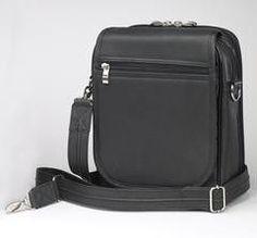 GTM 14 Concealed Carry Urban Black Shoulder Bag