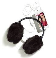 Music to My Ear Muffs. OK, if I ever have $30 lying around. I'm getting these. No shame. If only I lived somewhere cold enough to use them!