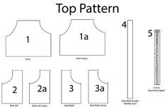 halter top pattern free - Google Search