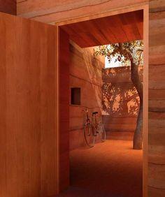 Habitação em taipa de pilão