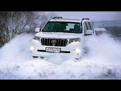 Toyota Land Cruiser Prado 2018 Тест Драйв Игорь Бурцев