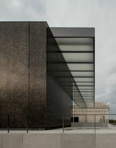 Saint Louis Art Museum, by David Chipperfield