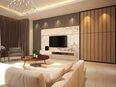 Modern Tv Unit Designs, Modern Tv Wall Units, Living Room Tv Unit Designs, Living Room Modern, Living Room Decor, Tv Unit Furniture, Tv Wall Decor, Tv Wall Design, Design Your Dream House
