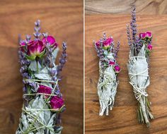 Sage, Lavendar, Rose: How To Make A Smudge Stick This Gorgeous