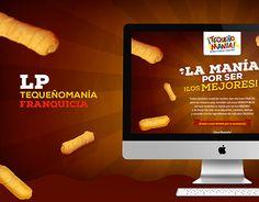 "Check out new work on my @Behance portfolio: ""LP Tequeñomanía - Franquicia"" http://be.net/gallery/54339461/LP-Tequenomania-Franquicia"