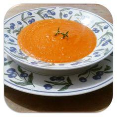 Garfo Publicitário | Adicione Publicidade e Pronto!: Sopa de Tomate Detox