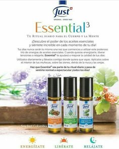 Essential 3 swiss just Natural, Shampoo, Essentials, Beauty, Tips, Health And Wellness, Essential Oils, Aromatherapy, Soaps