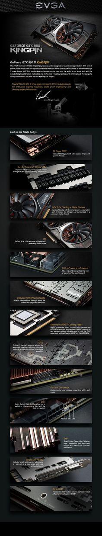 EVGA - Products - EVGA GeForce GTX 980 Ti K|NGP|N ACX 2.0+ - 06G-P4-5998-KR