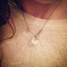 Tenthousandthings Keshi pearl necklace Pearl Necklace, Pendant Necklace, Keshi Pearls, Antique Jewelry, Artisan, Designers, Gems, Craftsman