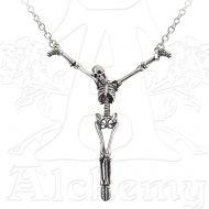 Alter Orbis Alchemy Gothic Pendant