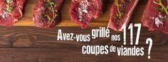 Nouvelle campagne 2015, avec un focus sur nos artisans et producteurs, et plus particulièrement ici, nos bouchers. #mpm #produitslocaux #viande #bbq #été Artisans, Steak, Beef, Food, Meat, Rural Area, Essen, Steaks, Meals
