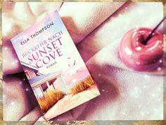 """Kennt ihr das Buch """"Rückkehr nach Sunset Cove"""" von Ella Thompson schon? Mich hat nicht nur das wundervolle Cover, sondern auch die spannende Geschichte vollkommen überzeugt. Aber lest doch mal selbst auf meinem Blog! Cover, Blog, Sunset, Book Presentation, Good Books, Authors, Pocket Books, Blogging, Sunsets"""
