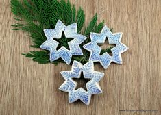 How to make these Christmas ornaments