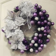 30 Vibrant Purple Christmas Decorations | http://www.designrulz.com/product-design/2012/12/vibrant-purple-christmas-decorations/