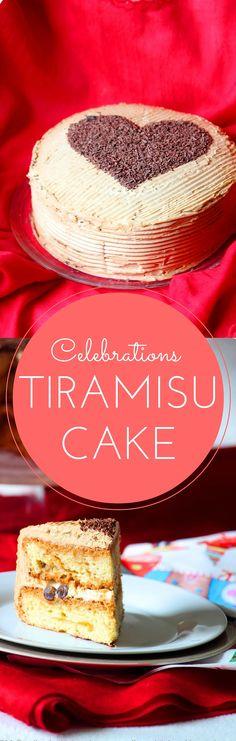 Tiramisu Cake for any occasion