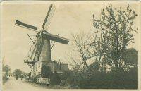 Molen de Kromme Zandweg, Rotterdam-Charlois, near my house:))
