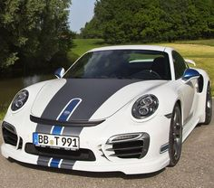 awesome TechArt Porsche 911 Turbo...  Auto's en motoren die ik leuk vind Check more at http://autoboard.pro/2017/2017/02/07/techart-porsche-911-turbo-autos-en-motoren-die-ik-leuk-vind/