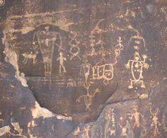 AS ESCOLAS DE MISTÉRIOS DE RODRIGO VERONEZI GARCIA: IMAGENS DE EXTRATERRESTRES NA PRÉ-HISTÓRIA - Pinturas rupestres - Geoglifos