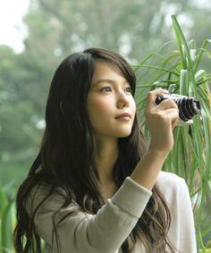 PedalFar! • licoricewall: 宮崎あおい (Aoi Miyazaki): OLYMPUS...