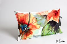 €149,00  EXTRAVAGANCE CORAL BLOSSOM size:60cmx40cm www.art-sublime.com  Art Sublime cushion, pillow www.facebook.com/ArtAndSublime?fref=ts -  #decorative pillow #cushion #decor #design #homedecor #decorative #Decorative pillow #interior design #poduszki ozdobne #art sublime #Decorate Your Home #armchair #chair #poduszki aksamitne #luksusowe poduszki