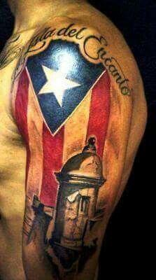 Tatuajes Boricuas. Febrero 08, 2015.