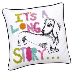 ASPCA Pet Pals Pillow Cover #pbteen $35.50