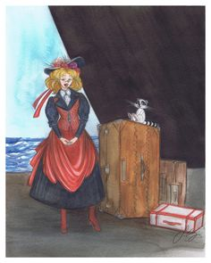 Candy's early 1900 fashion; arrive in London. CandyCandy, fanart by me  https://www.facebook.com/silviagalassodrawings http://pixiv.me/silviagalasso http://silviagalasso.deviantart.com/gallery/ #silviagalasso #candycandy #anime #manga #historicaldress #fashion #fashionillustration #fashiondesign #fashionstyling #illustration #キャンディキャンディ #アニメ #漫画 #イラストレーター  http://galasso-silvia.blogspot.it/