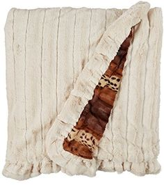 BESSIE AND BARNIE Pet Blanket XLarge Wild KingdomNatural Beauty with Ruffle * Click image for more details. This is an Amazon Affiliate links.