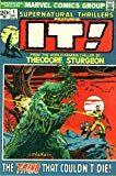 #5: Supernatural Thrillers #1 FN ; Marvel comic book
