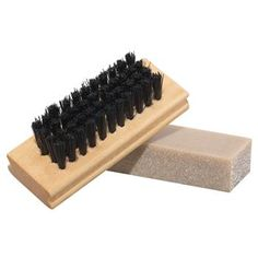 Timberland - Gomme   Brosse Daim-Nubuck Footwear Dry Cleaning Kit - PC112 -  cuirs 6feca31d1bb7