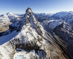 Matterhorn, Weisshorn, Monte Rosa by Roberto Sysa Moiola on 500px