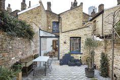 Lambeth Marsh House  / Fraher Architects