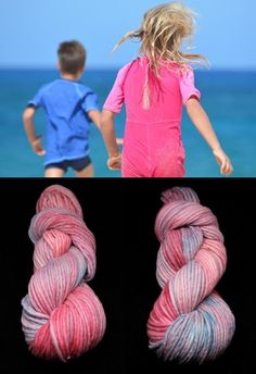 vlna merino - TY a JA - HAND DYED YARN CHUNKY- ručne farbená vlna hrubá na pletenie :: eshop.vlna-art.sk Hand Dyed Yarn, Yarns