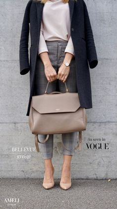 Our business handbags are available in various neutrals for an elegant and timeless effect with your business outfits. Shop now our wide selection of premium leather, Italian handcrafted business bags. Zurich, Business Outfits, Powerful Women, Business Women, Shop Now, Shoulder Bag, Fitness, How To Wear, Leather