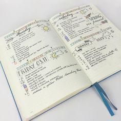 Bullet Journal Pros