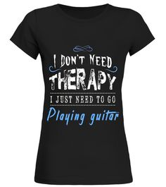 Playing guitar gift t-shirt for sport lovers guitar T-shirt
