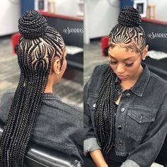 Haarzöpfe Cornrows Afroamerikaner Kinderfrisuren 70 Ideen – - New Site Mens Braids Hairstyles, Teenage Hairstyles, Braided Hairstyles For Black Women, My Hairstyle, Girl Hairstyles, Hairstyles 2018, Hairstyle Ideas, Protective Hairstyles, Protective Styles