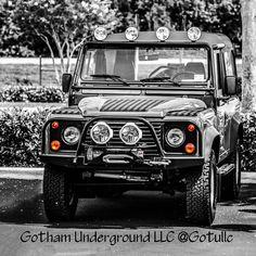 Land Rover Defender Gotham Underground LLC Follow Us Original Pictures and art  #gotham #landrover #landroverdefender #land #rover # #vintage #classic #lamborghinibroward #fun #elite #foto #photo #camera #fast #hp #horsepower #car #carro #miami #4x4 #awd #zombies #safari #offroad #cool #pic #luxury #money #budget #bugout by gotullc Land Rover Defender Gotham Underground LLC Follow Us Original Pictures and art  #gotham #landrover #landroverdefender #land #rover # #vintage #classic…