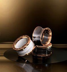 Whatever you want : Bulgari rings