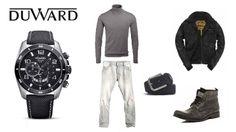 Duward Aquastar y look invierno