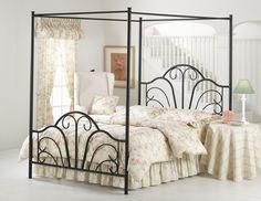 Hillsdale 348BQPR Dover Bed Set - Queen - w/Rails