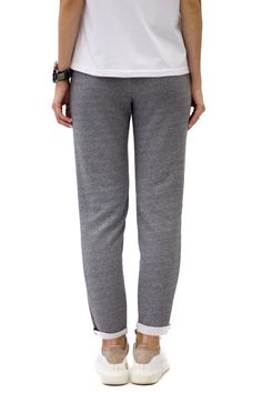 Achers relaxed jogging pants in dark grey color #achers#pants#jogging#relaxed#grey#greypants#joggingpants#casualpants#relaxedpants