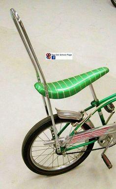 "Dragster Sissy Bar Bike Bicycle 36/"" Long Banana Seat  Retro Vintage 3 Holes"